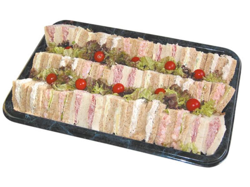 Tasty Food is W... Pictures Of Sandwiches Trays