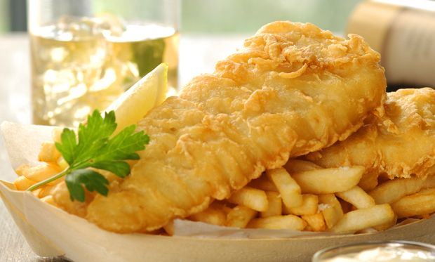 Fishandchips 300x180 OLearys Fish and Chips