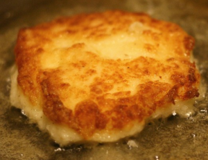 Pan Fried Potato Cakes